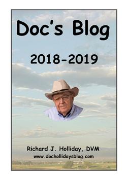 Doc's 2019 Blog Book